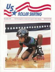 US Roller Skating Magazine - November 1995
