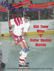 US Roller Skating Magazine - December 1996