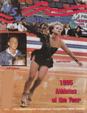 US Roller Skating Magazine - February 1996