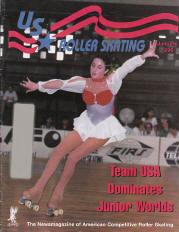 US Roller Skating Magazine - January 1996