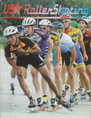 US Roller Skating Magazine - June 1998