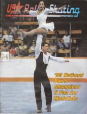 US Roller Skating Magazine - September/October 1999