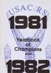 1981 & 1982 Yearbook of Champions