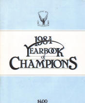 1984 Yearbook of Champions