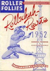 1952 foreign Roller Follies cover