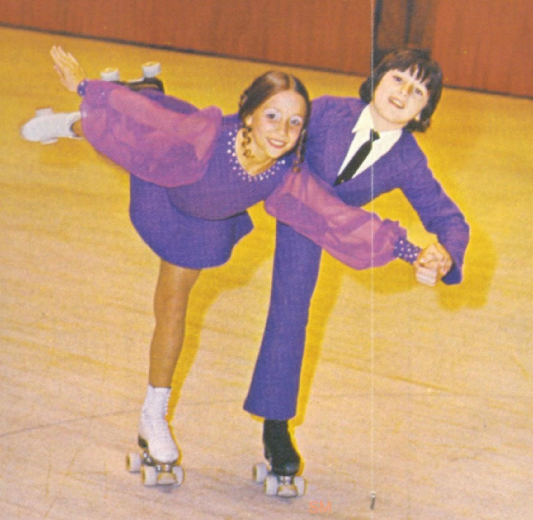 Roller skates dance - Roller Skates Dance 22