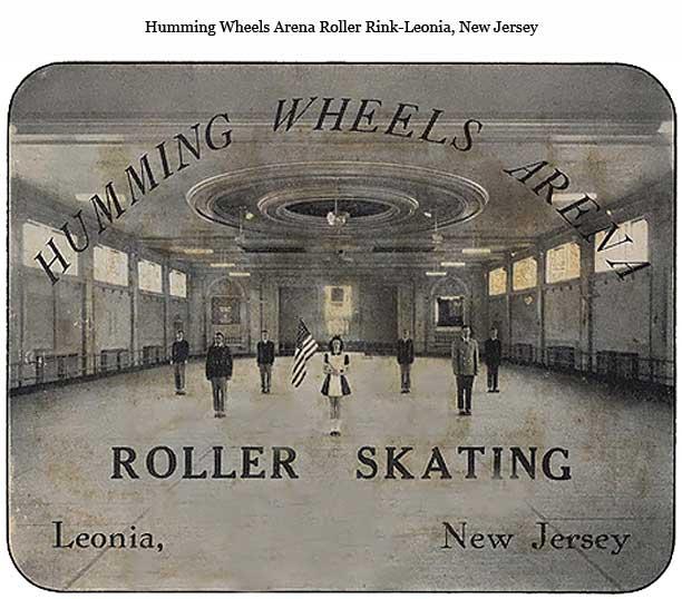 Jersey Roller Skating