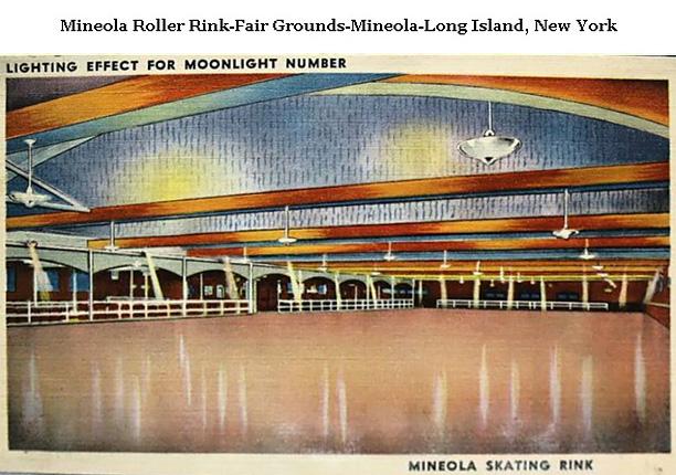 Artistic Roller Skating Postcards M