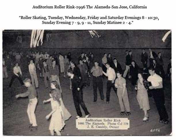 Artistic Roller Skating Postcards S