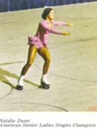 Natalie Dunn - Skate Magzaine - Fall, 1973