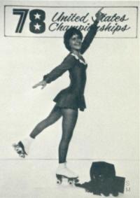 Amy Fosgate - Skate Magazine - Spring, 1979