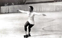 Darlene Barile - Skate Magazine - Spring, 1971