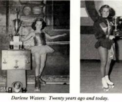 Darlene Winters - Skate Magazine - Winter 1977