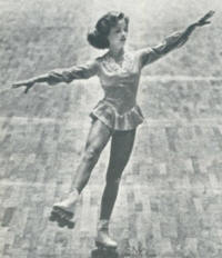 Kimberly Campbell - Skate Magazine - Spring, 1978