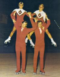 Marshall, Toon,  Jerue,  Collier - Skate Magazine - Spring 1972