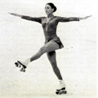 Moana Brigham - Skate Magazine - Spring, 1976