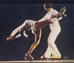 Marian Pickup and Wayne Melton - Skate Magazine