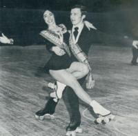 Pankey & Horne - Skate Magazine - Winter, 1972