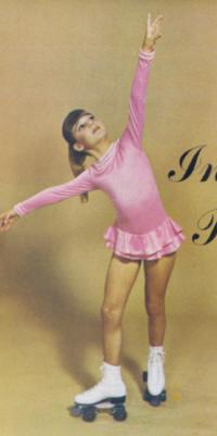 Randi Cooper - Skate Magazine - Summer, 1972