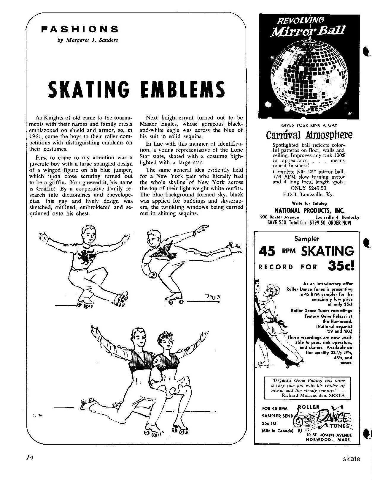 figure skating diagrams